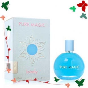 Парфюмерная вода Dilis Pure Magic Lovely, 100 мл